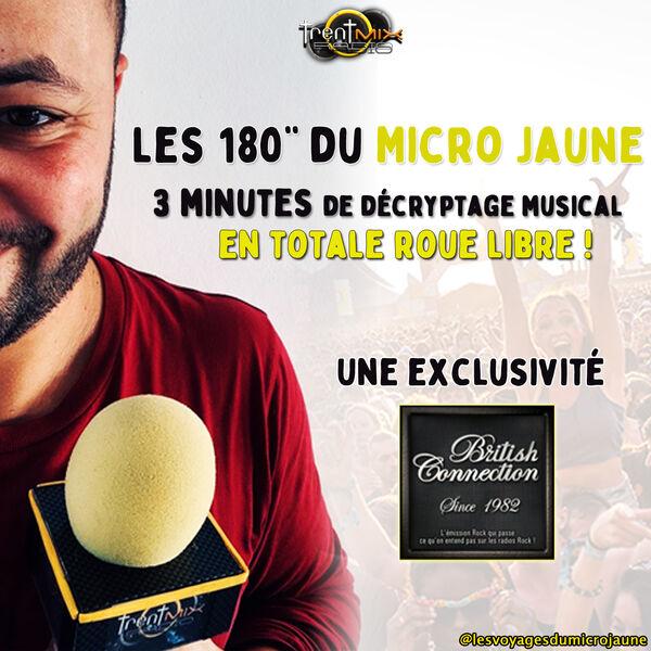 Les 180 secondes du Micro Jaune Podcast Artwork Image