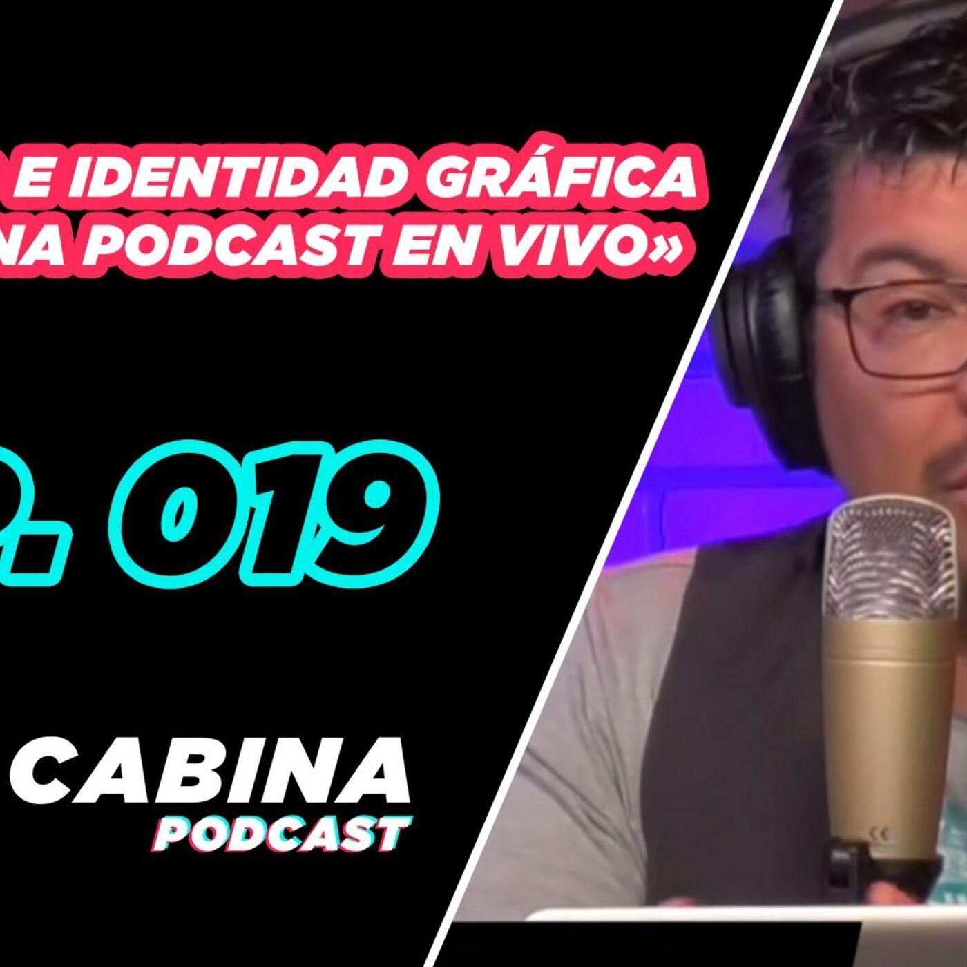 "Diseño e identidad gráfica para iglesias – Podcast ""La Cabina"" Ep.19"