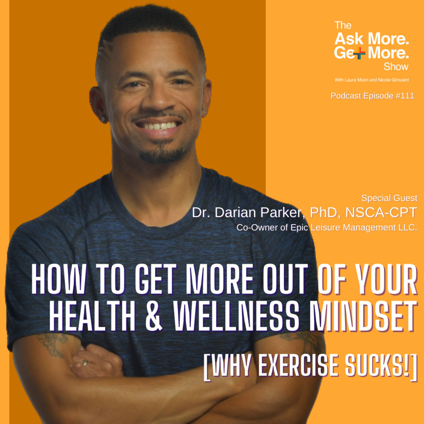 This is Why Exercise SUCKS! [Dr. Darian Parker]