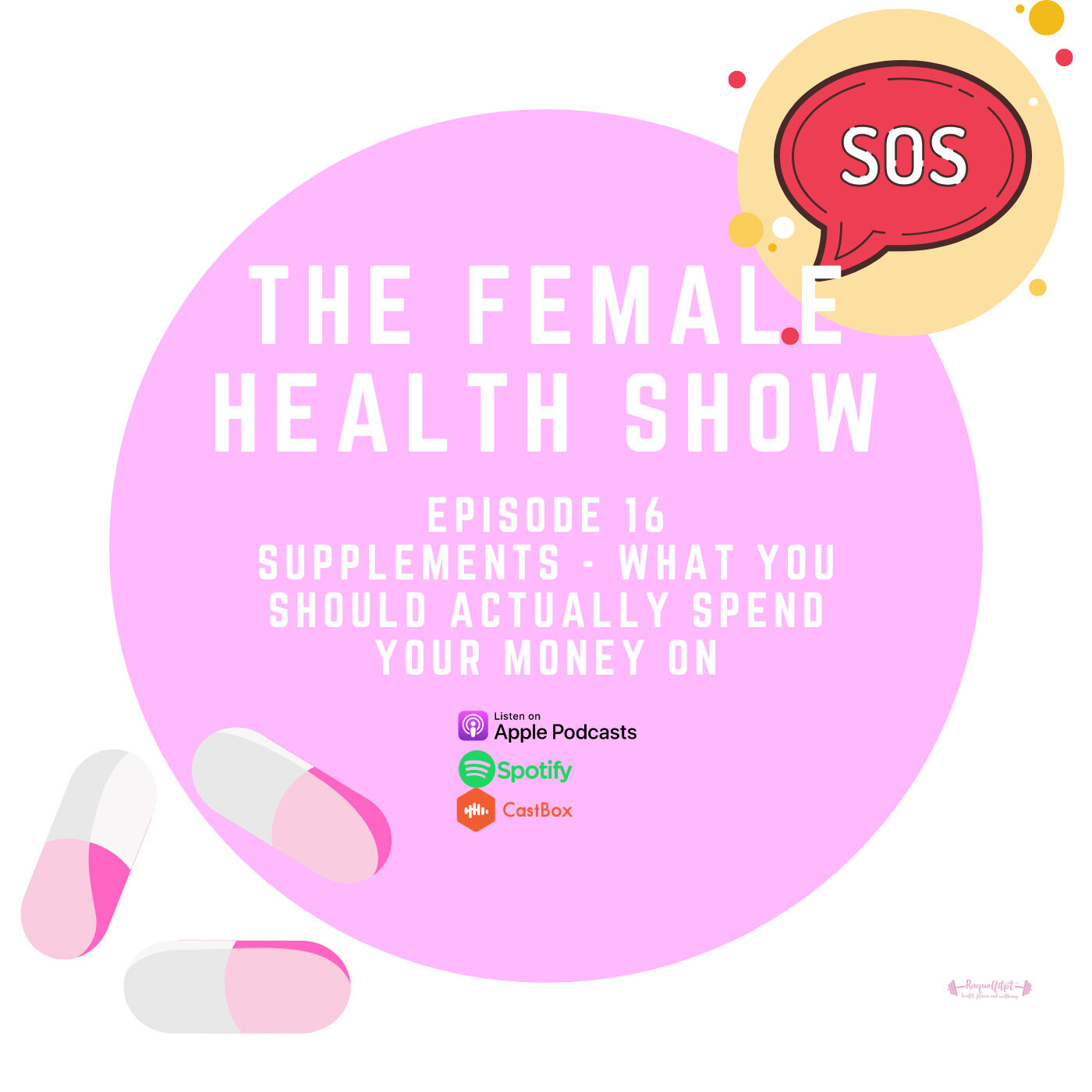 16 - Are supplements just a waste of money and space?
