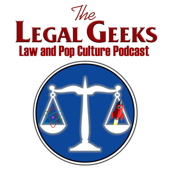 The Legal Geeks Podcast Artwork Image