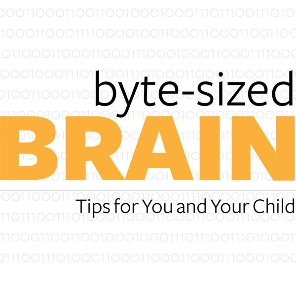 Byte-Sized Brain Podcast Artwork Image
