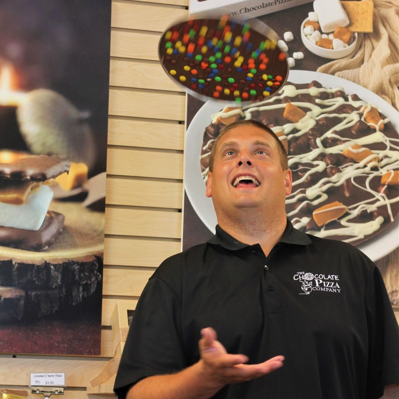 Ryan Novak of Chocolate Pizza Company