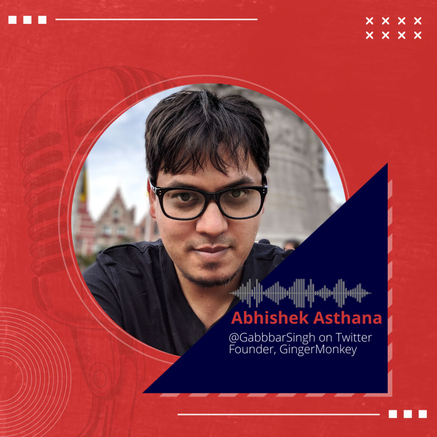 """If you're not able to monetize your hobby, it will die.""- Abhishek Asthana, @GabbbarSingh on Creativity and Entrepreneurship"