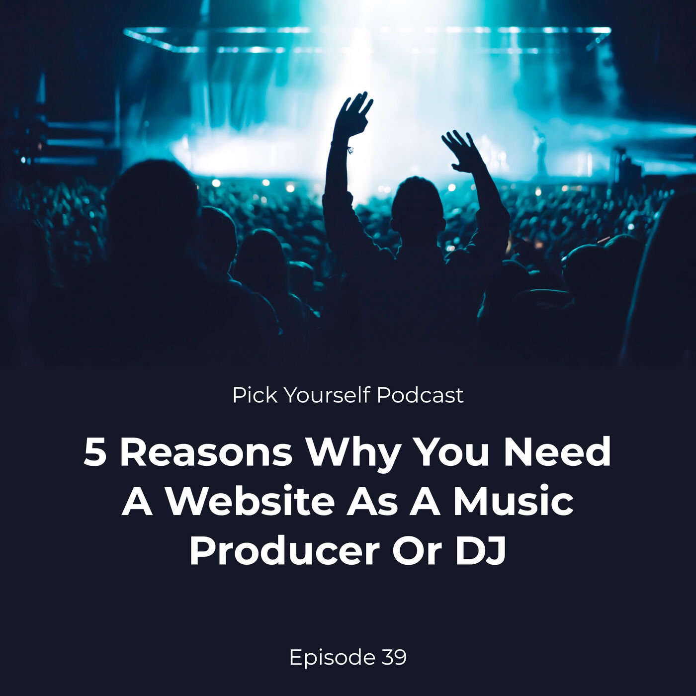 5 Reasons Why You Need A Website As A Music Producer Or DJ
