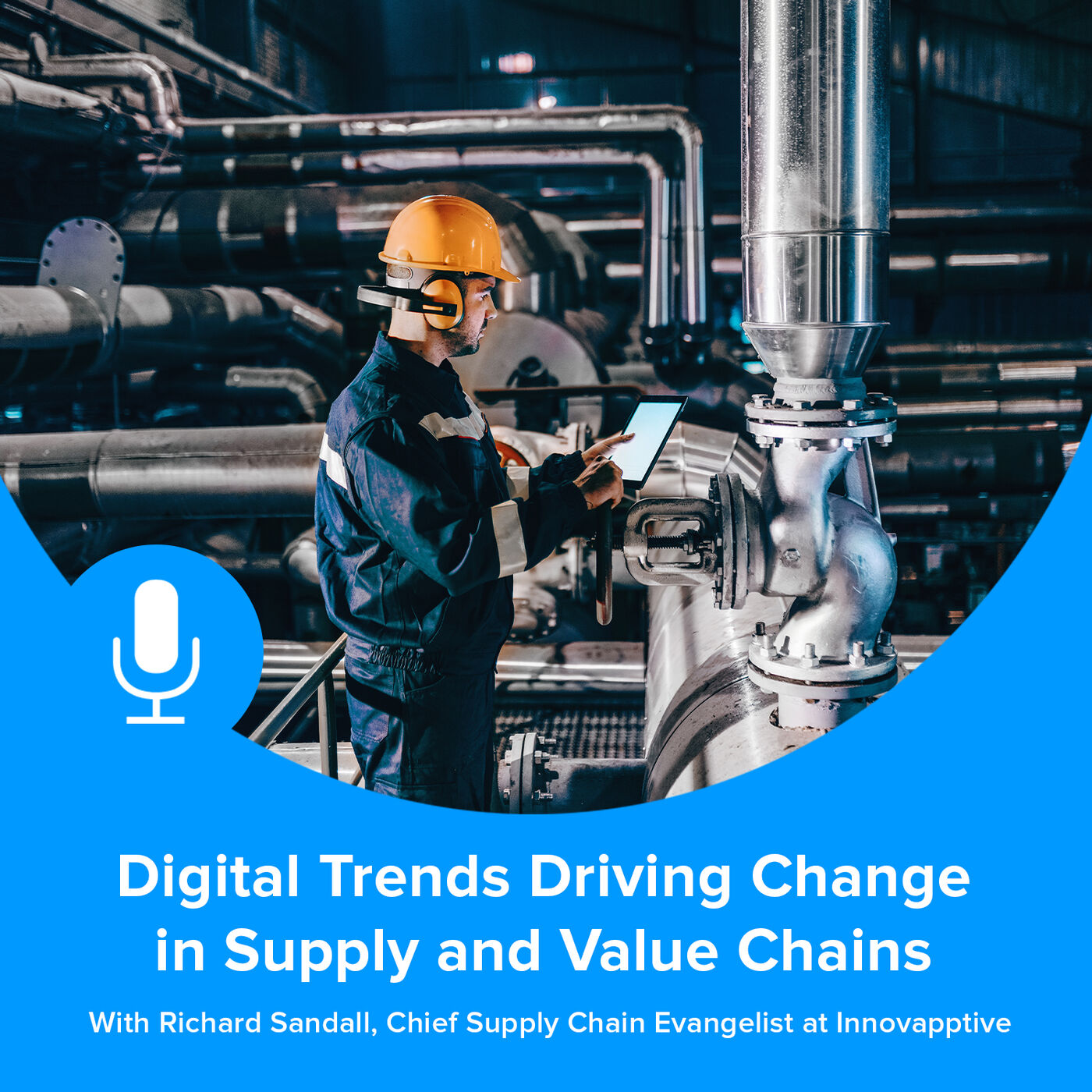 The Digital Trends Driving Change for Supply and Value Chains // Anyline, Anytime