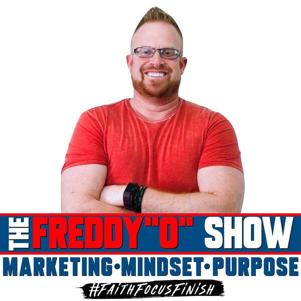 "The Freddy ""O"" Show Podcast Artwork Image"