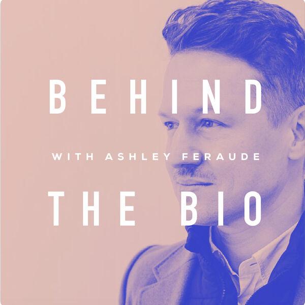 Behind the Bio Podcast Artwork Image