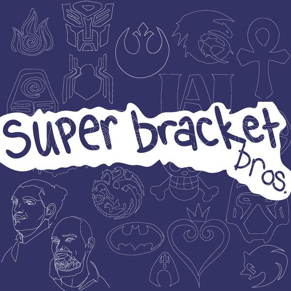 Super Bracket Bros Podcast Artwork Image