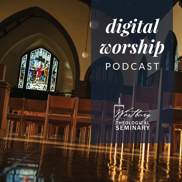 Digital Worship Podcast Artwork Image