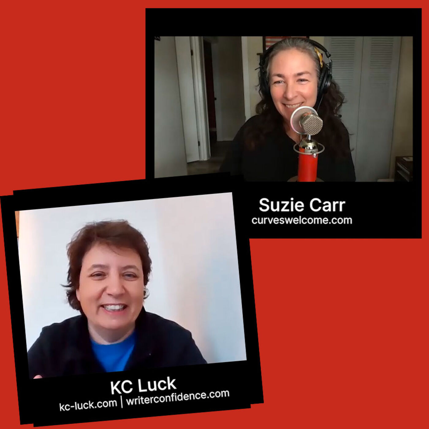 Building a Personal Brand with Author and Writing Coach KC Luck