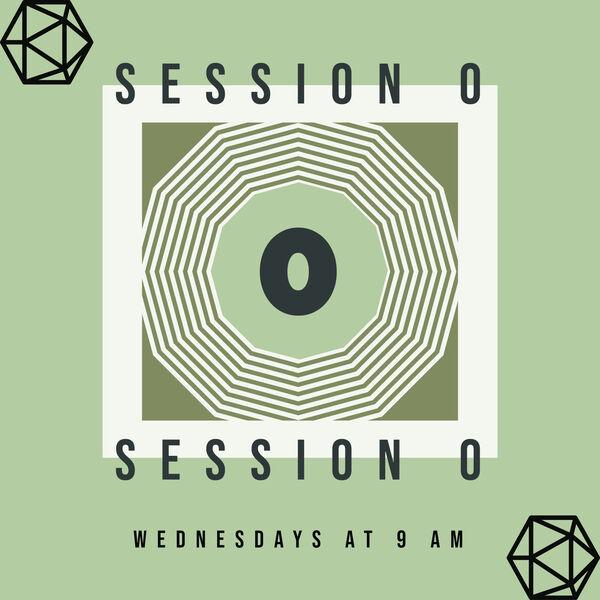 Session 0 Podcast Artwork Image