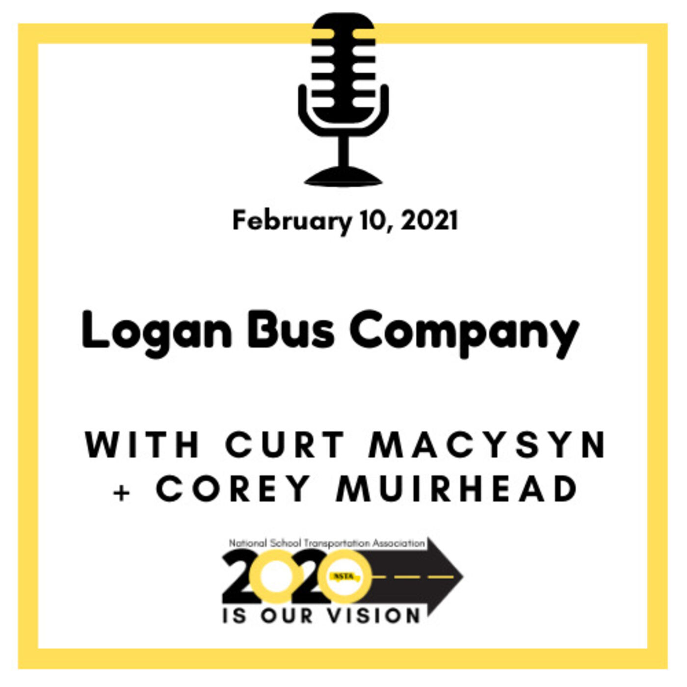 Logan Bus Company | Corey Muirhead, Executive Vice President