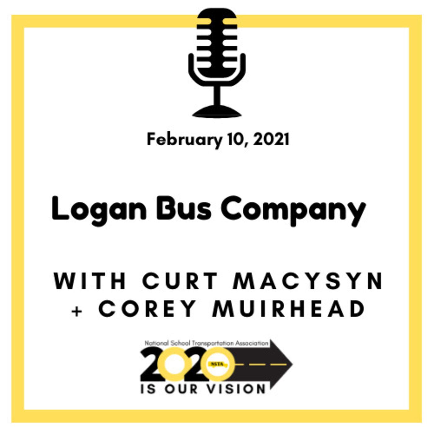 Logan Bus Company | Corey Muirhead, Executive Vice President