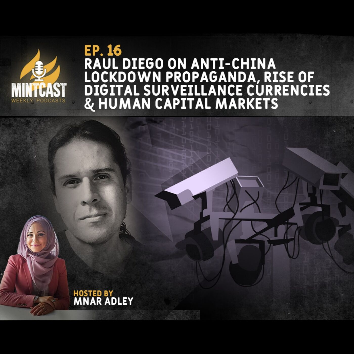Raul Diego on the Rise of Digital Currencies and Human Capital Markets