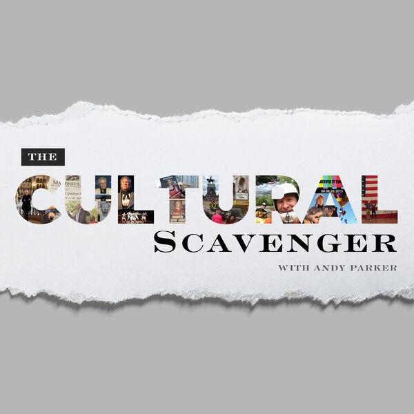 The Cultural Scavenger Podcast Artwork Image