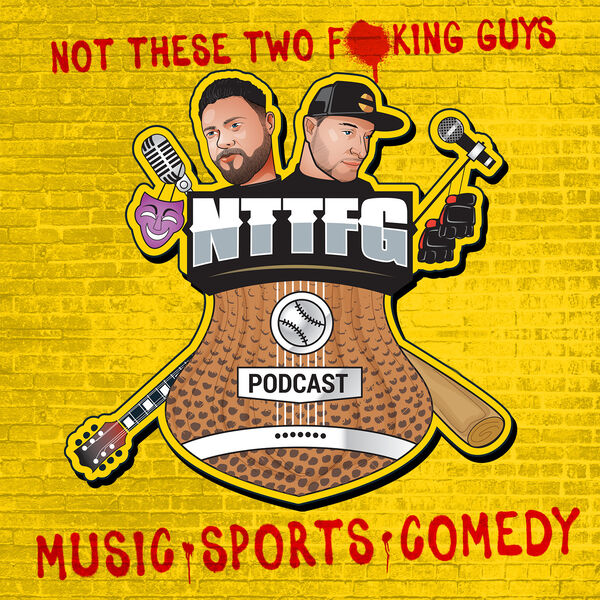 Not These Two Fucking Guys Podcast Artwork Image