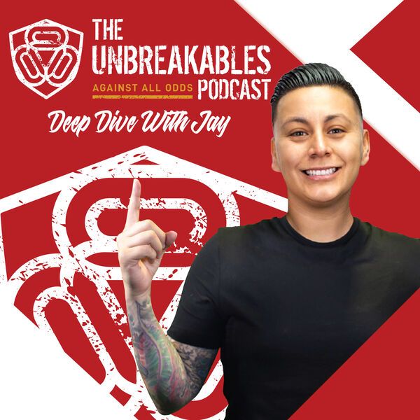 The Unbreakables Podcast Podcast Artwork Image