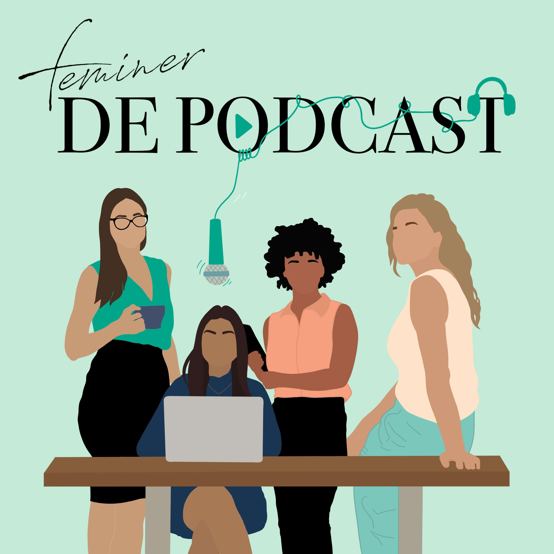 Feminer de Podcast logo