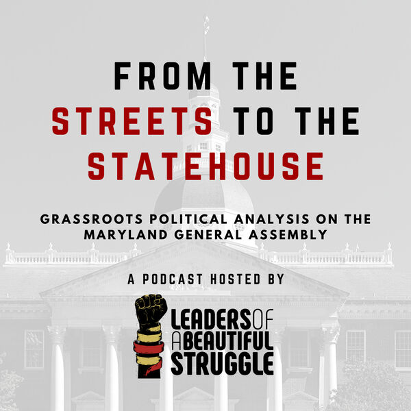 From the Streets to the Statehouse Podcast Artwork Image