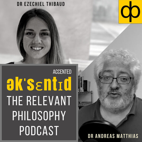 Accented Philosophy Podcast Artwork Image