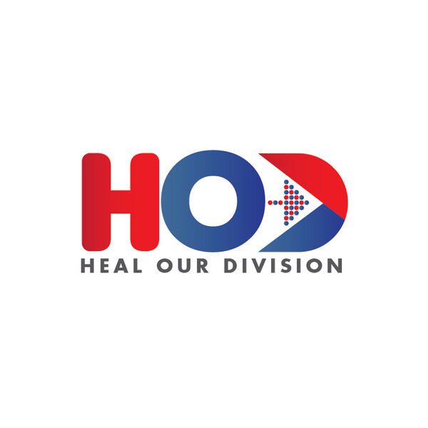 Heal our Division Podcast Artwork Image