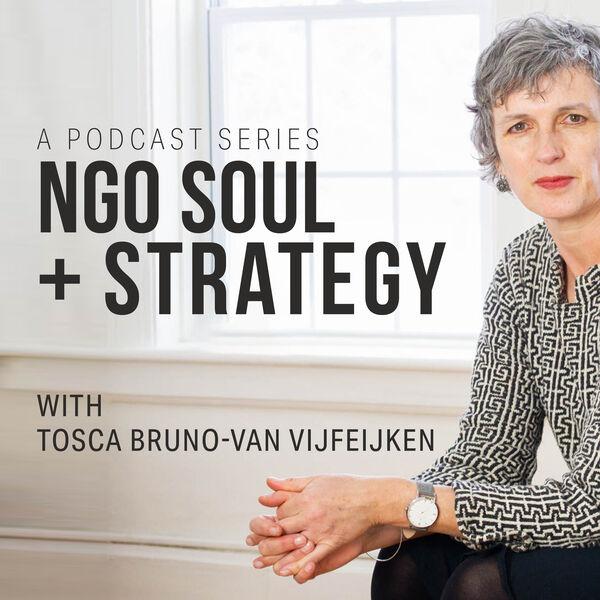 NGO Soul + Strategy Podcast Artwork Image