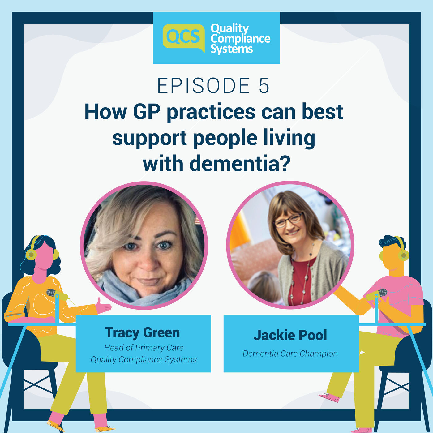 How GP practices can best support people living with dementia?