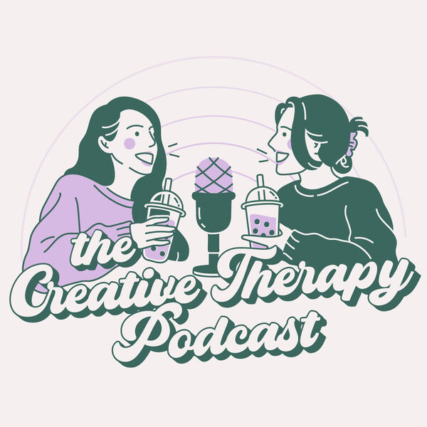 The Creative Therapy Podcast Podcast Artwork Image