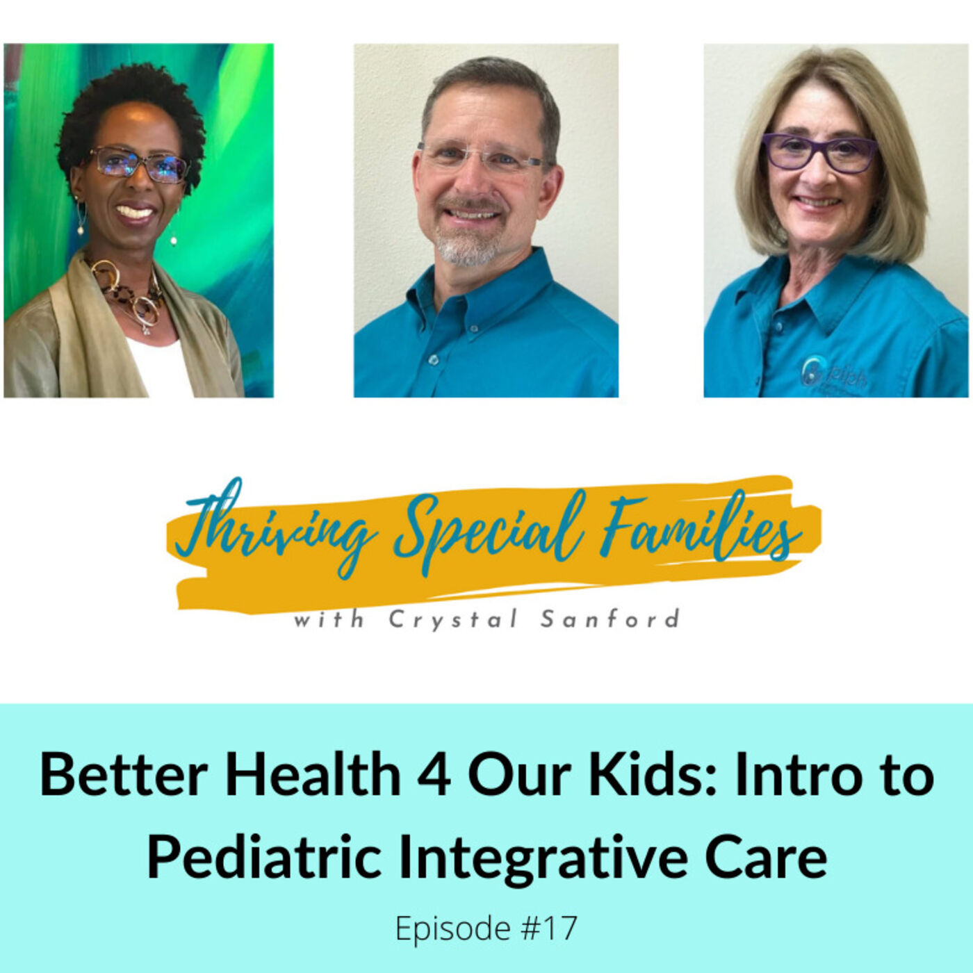 Better Health 4 Our Kids: Intro to Pediatric Integrative Care
