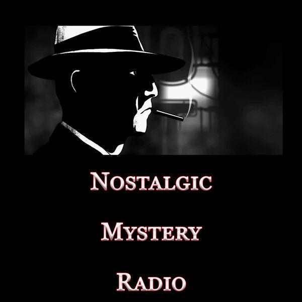 Nostalgic Mystery Radio Podcast Artwork Image