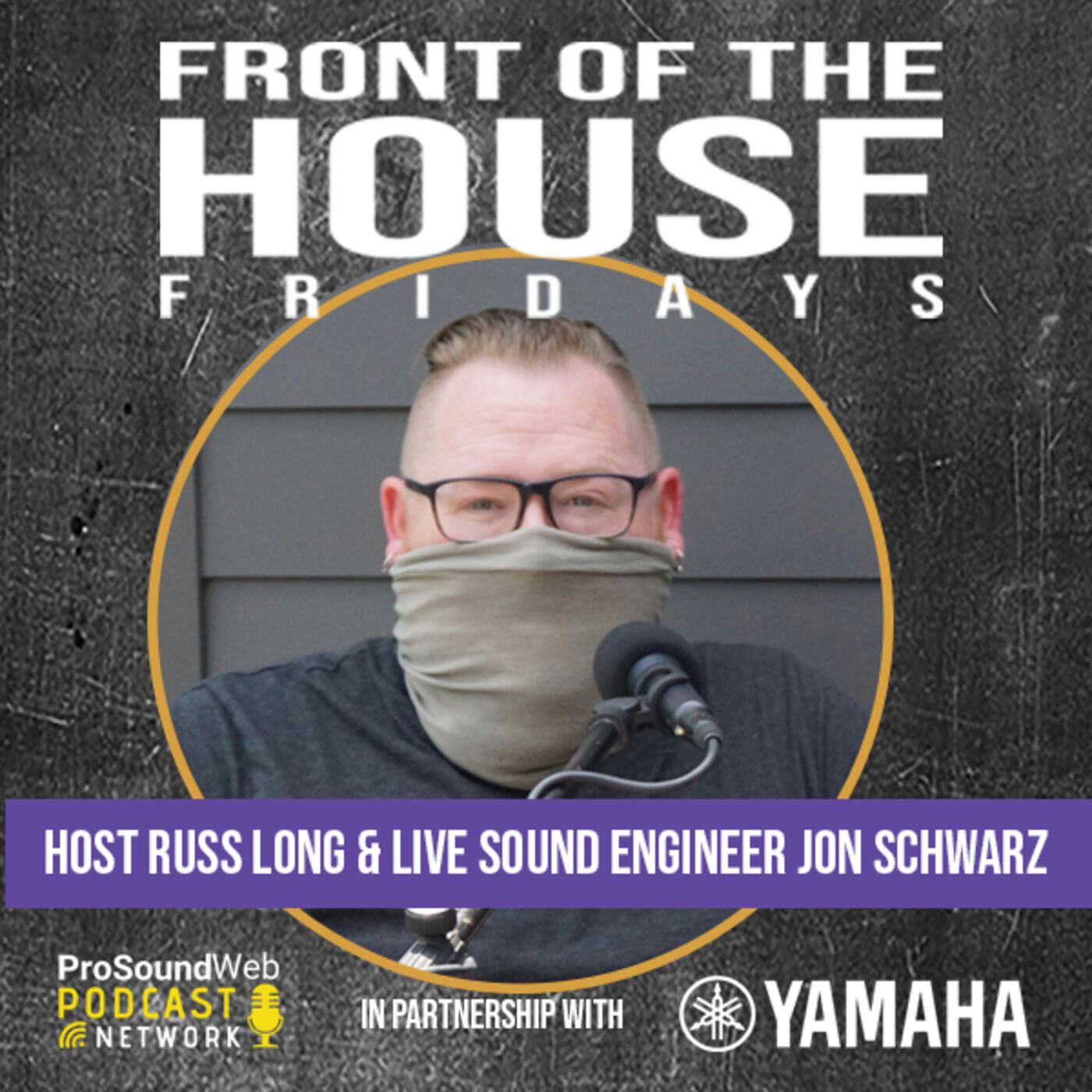 Episode 9: Live Sound Engineer Jon Schwarz