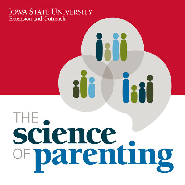 The Science of Parenting Podcast Artwork Image