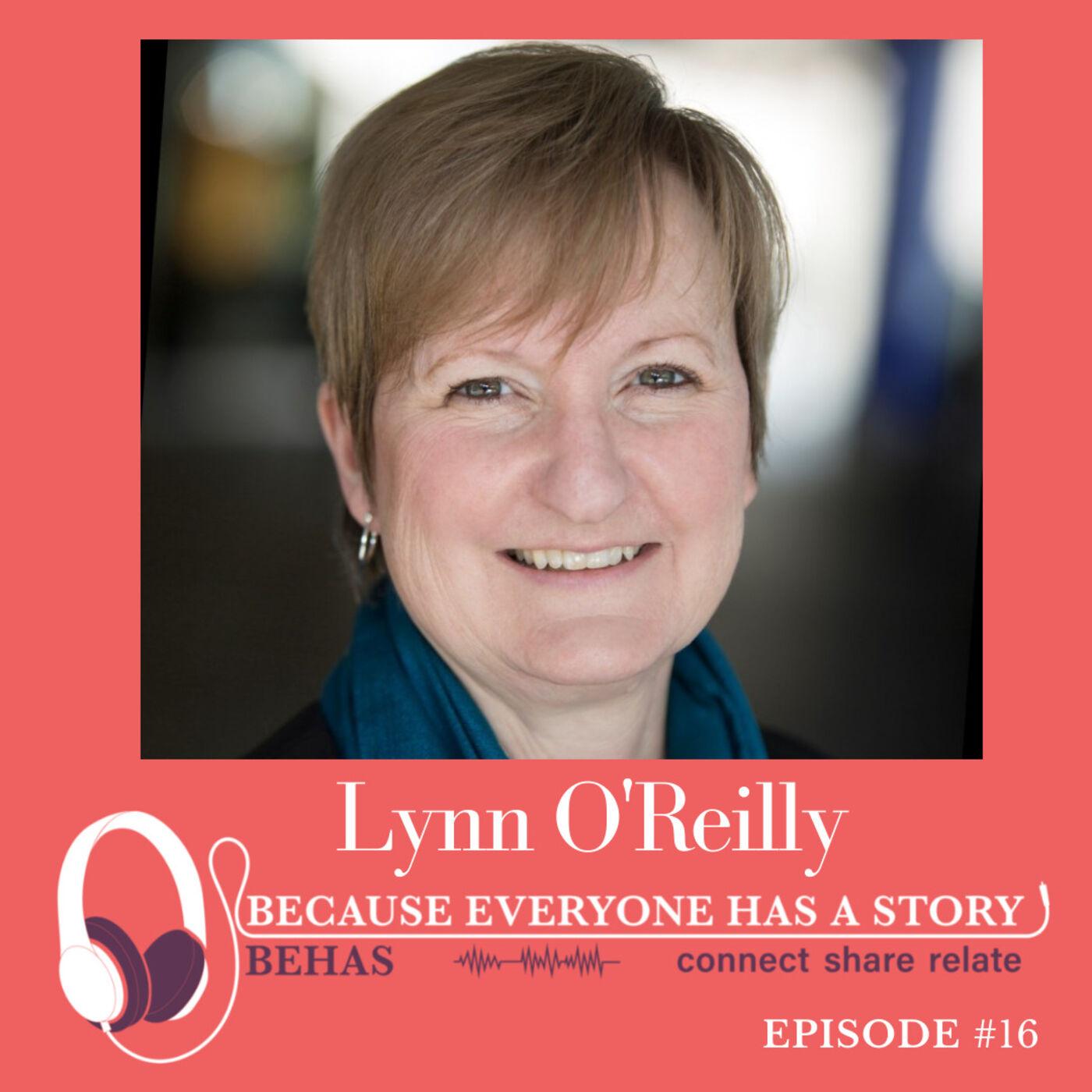 #16 - Adventures of a Rookie Motorcyclist - Lynn O'Reilly