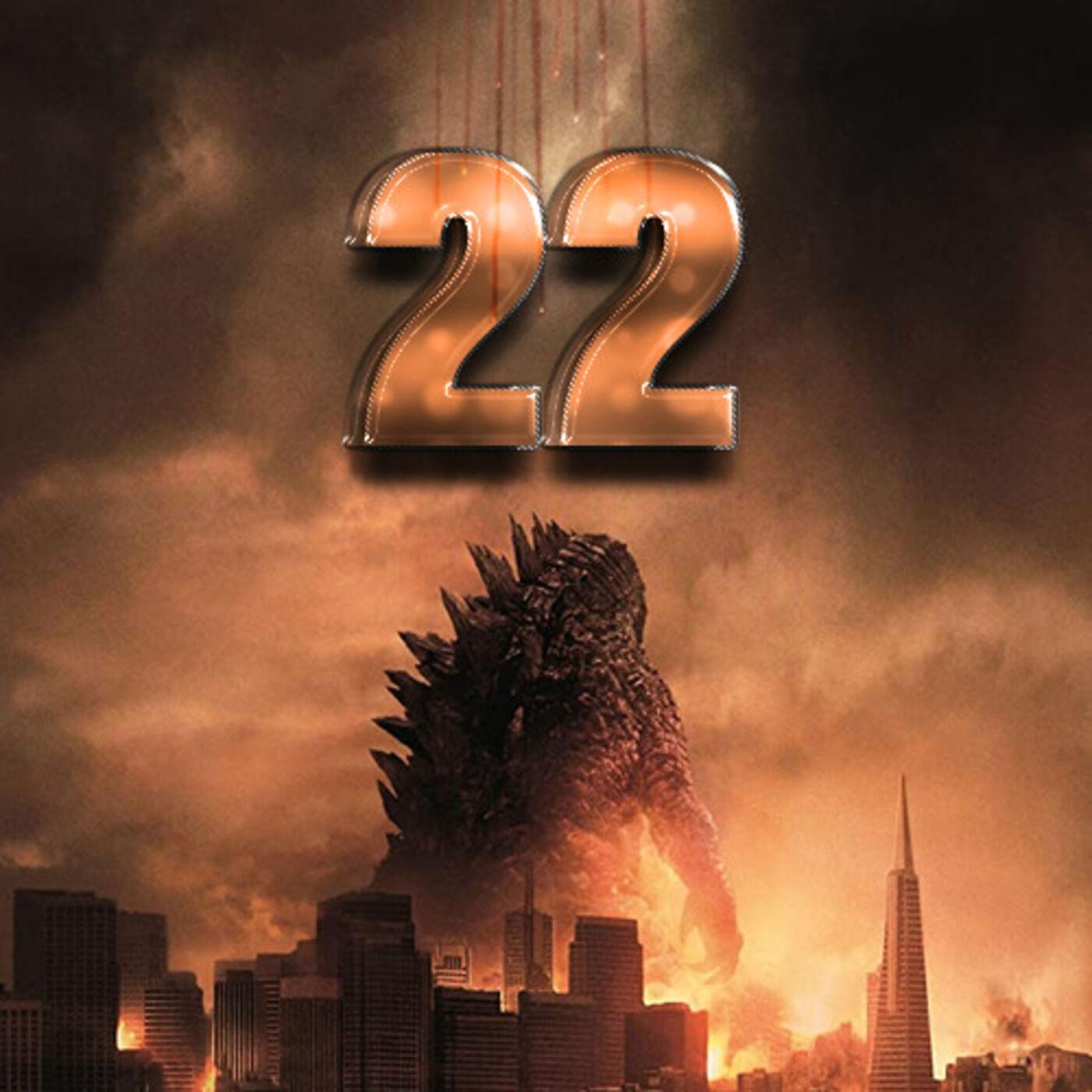 Ep 22 - The Road to Godzilla vs. Kong, Pt. 1: Godzilla (2014)