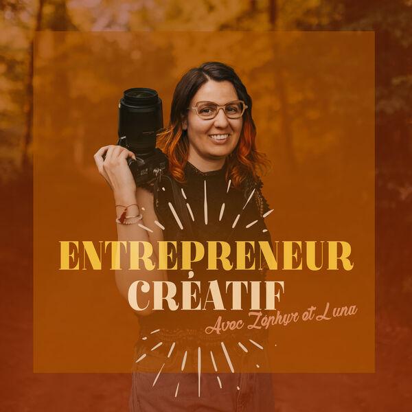 Entrepreneur Créatif Podcast Artwork Image