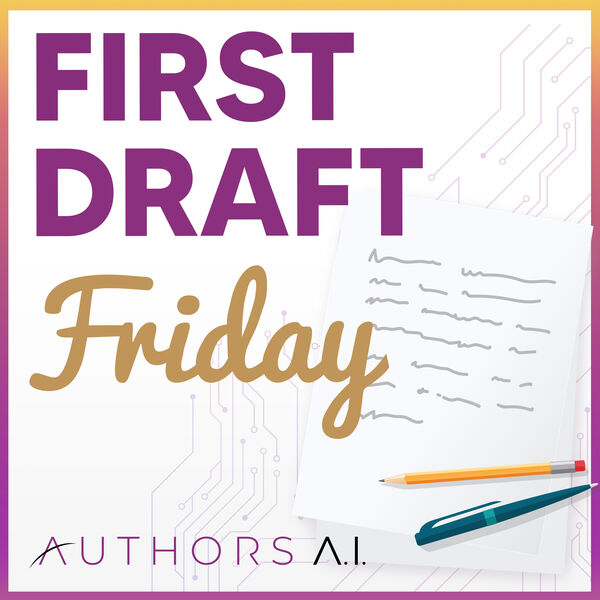 First Draft Friday: Conversations about author craft Podcast Artwork Image