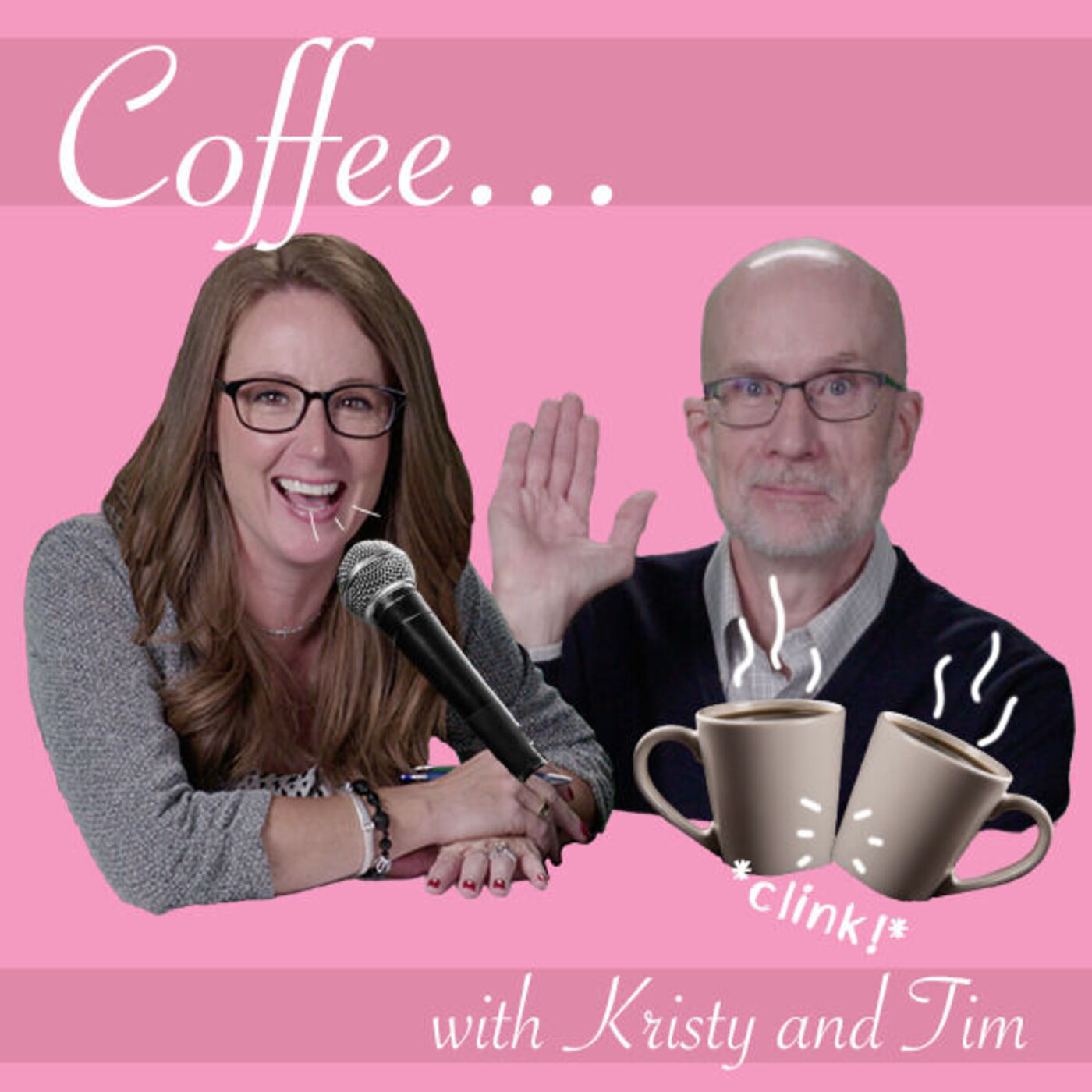 Coffee with Kristy and Tim: Episode #9: Back to School from Home