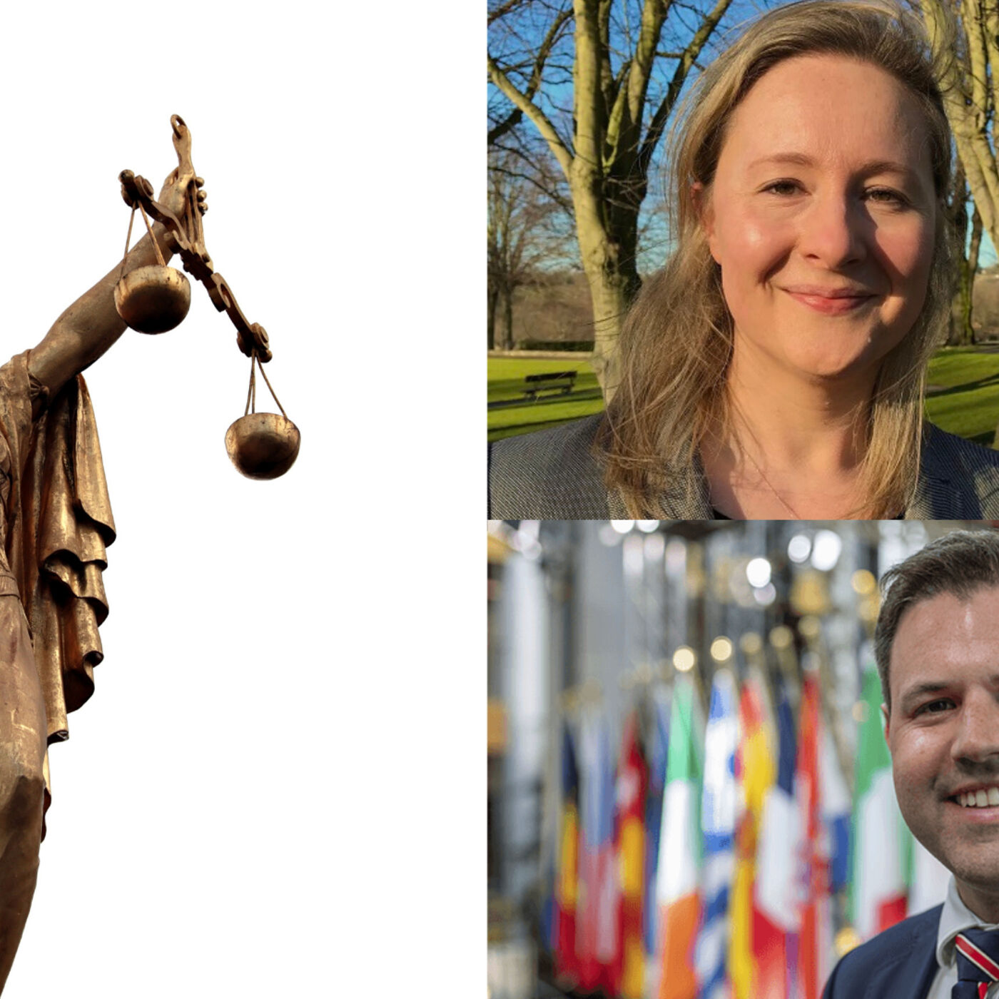 Enemies of the People - Politics & the Law with Antony Hook and Judith Rogerson
