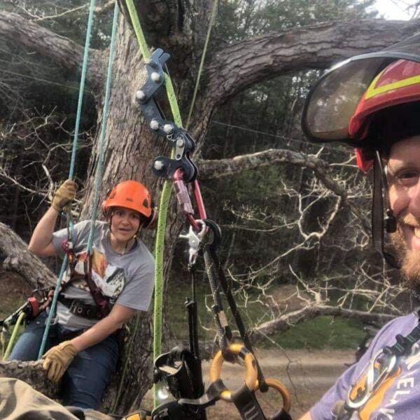 Canopy Insider with Almon and Carolina from Beast Coast Tree Climbers Podcast Artwork Image