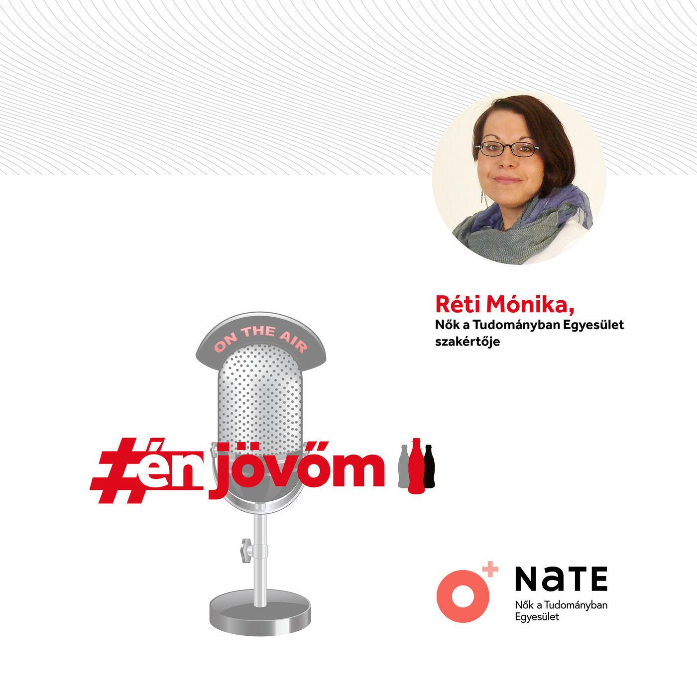#énjövőm podcast - vendégeink: Réti Mónika & Ballabás Eszter
