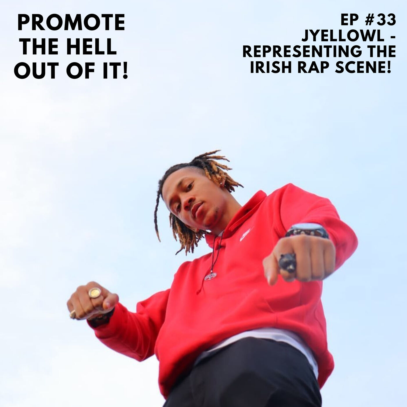 JYellowL : Representing The Irish Rap Scene!