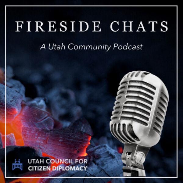 Utah's Fireside Chats Podcast Artwork Image