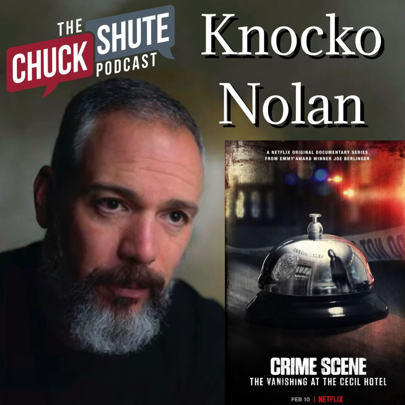 Knocko Nolan (Vanishing at the Cecil Hotel)