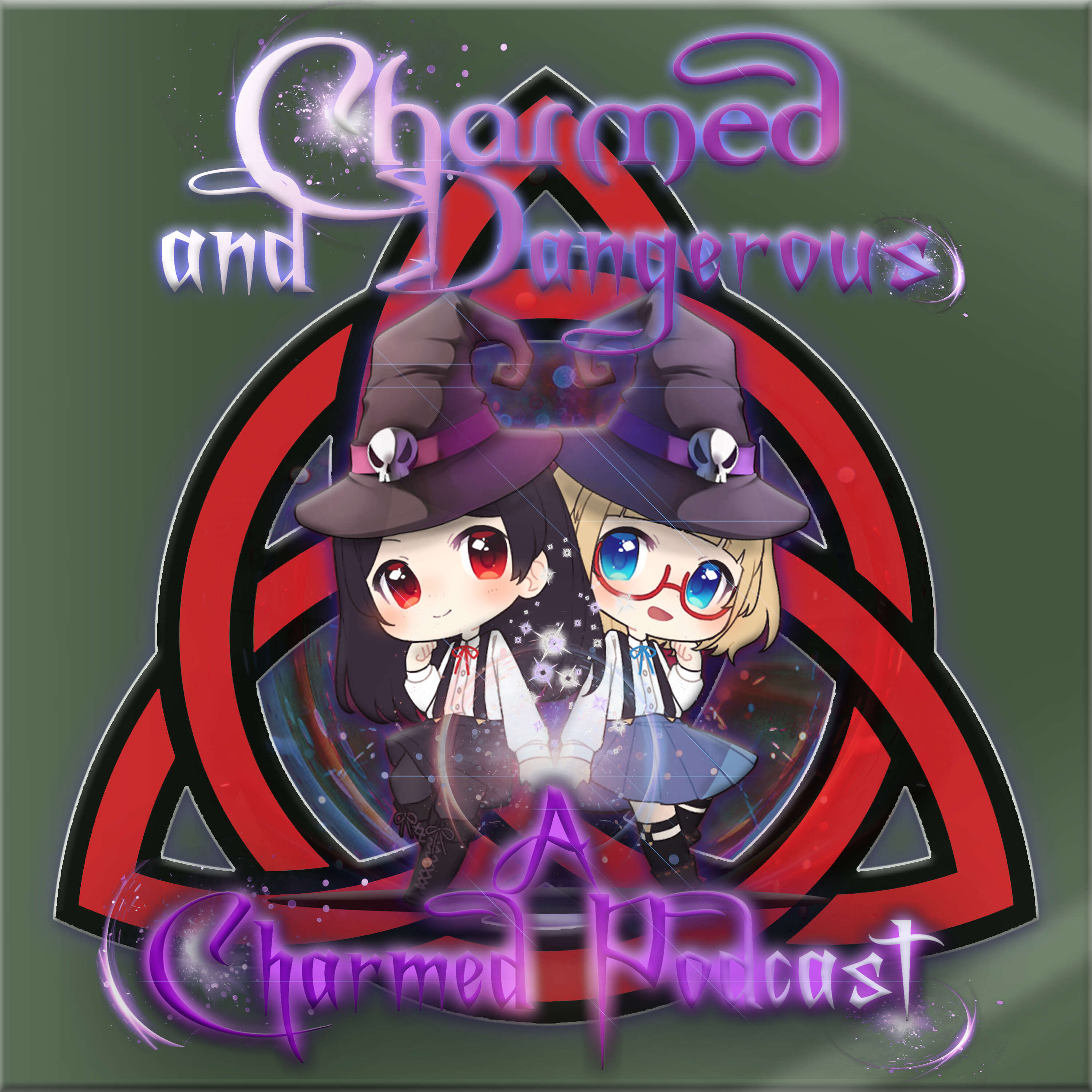 Charmed And Dangerous: A Charmed Podcast | Listen via Stitcher for ...