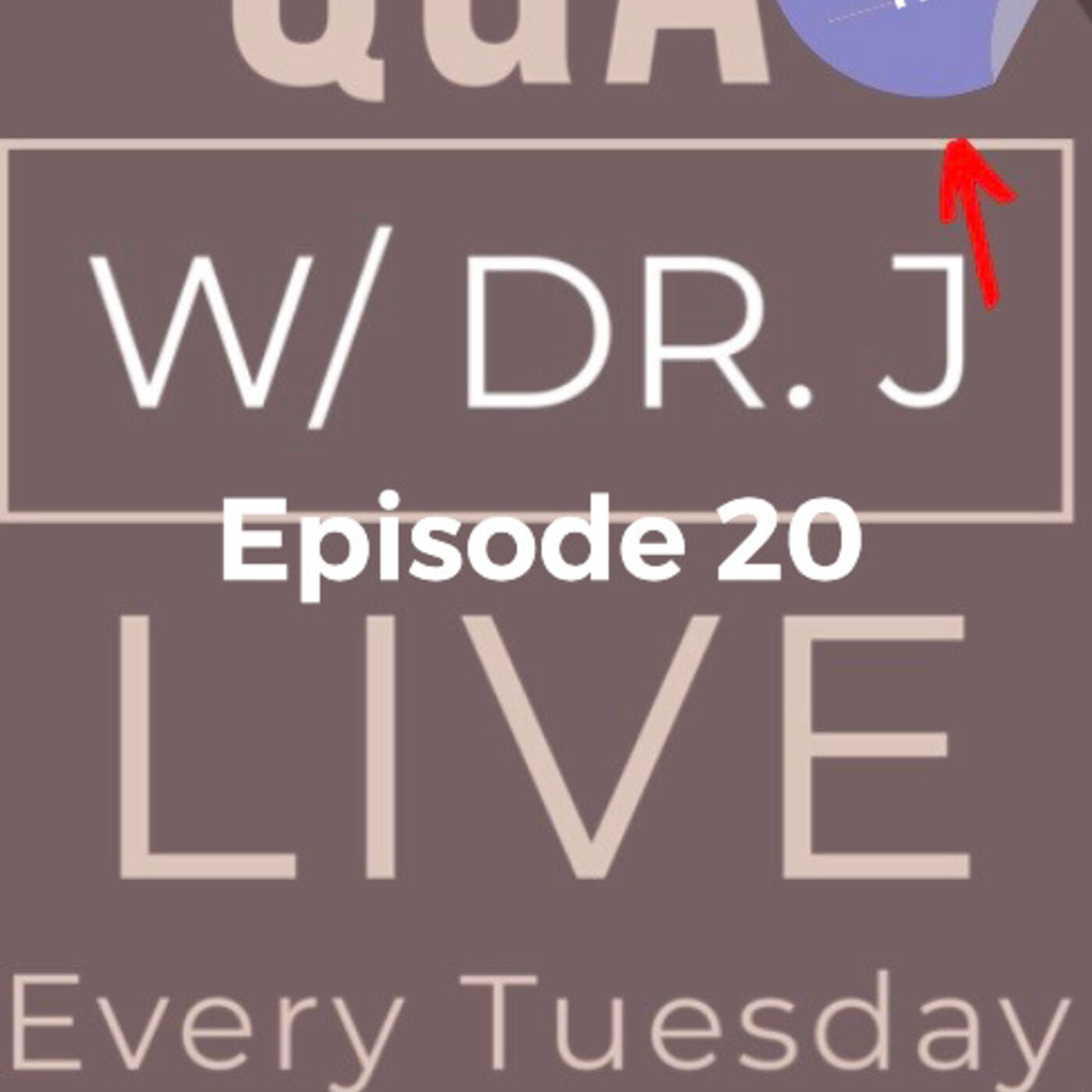 EP 20 Q&A w/ Dr J - All about Hair  with Dr Jeneby