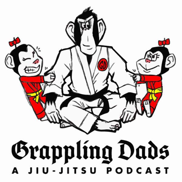 Grappling Dads Jiu Jitsu/BJJ lifestyle Podcast Artwork Image