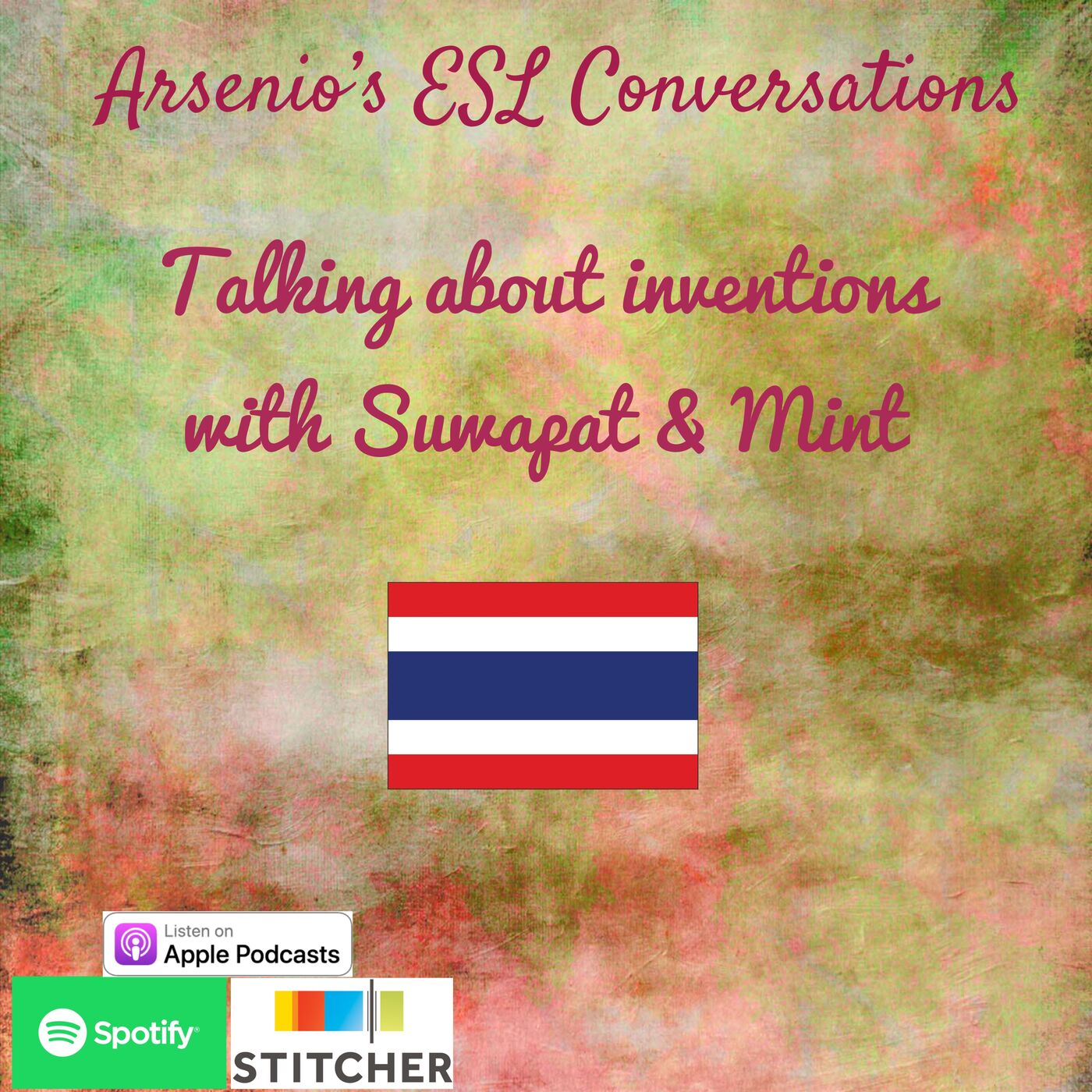 Arsenio's ESL Podcast: Ex-Students Talking About Famous Inventions