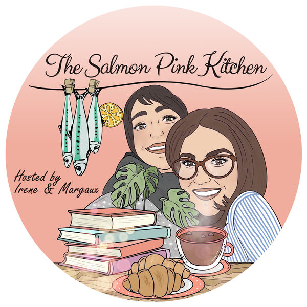 The Salmon Pink Kitchen  Podcast Artwork Image