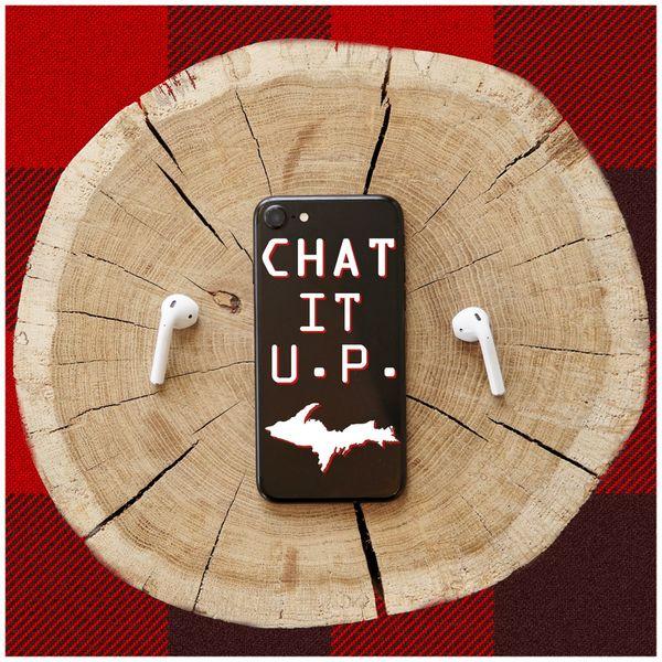 Chat It U.P. Podcast Podcast Artwork Image